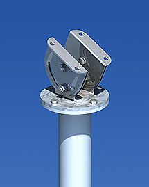 CCTV Pole & Tower Accessories | Altron | CCTV Camera Mounting