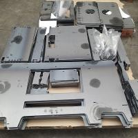 Kit of laser-cut parts for sub-contract customer