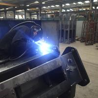 Welding base posts