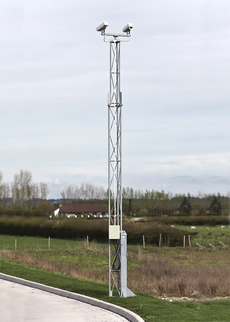 Standard Lattice Tower | Altron | The Pinnacle Of Camera